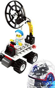 dr 6701 rover lunar do que o espaço de música treliça blocos de construção de marca montar brinquedos lego torcido de ovos infantis