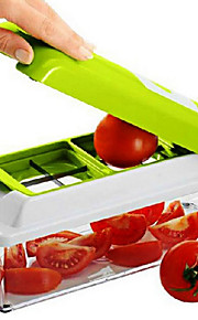 Frukt- och grönsaksskärare Akrylfiber / ABS,