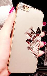 Luxury Diamante Metal Bumper for iPhone 6/iPhone 6 Plus