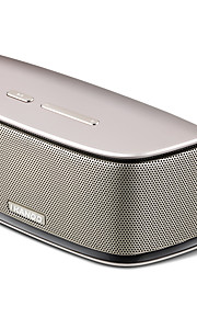 Ikanoo I-808  Metal Mini Portable Wireless Bluetooth Stereo Speaker with Hands-free Function, Tf Card Reader