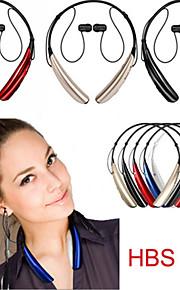 hbs750 ספורט neckband אופנתי אוזניית Bluetooth 4.0 סטריאו עם עבור iPhone סמסונג ואחרים (צבעים שונים)