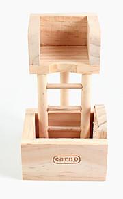 hamster observatorium, klein huisdier speelgoed, 1 stuk