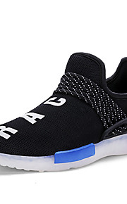 ATX Sneakers / Running Shoes Men's / Boys Breathable / Lighted White / Black Leisure Sports