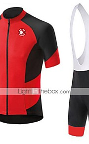 KEIYUEM®Others Short Sleeve Spring / Summer / Mountain Bike Cycling Clothing Bib Sets for Men/Women/ Breathable#49