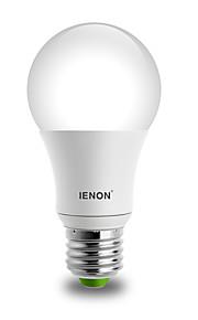9W E26/E27 LED-globepærer A60(A19) 1 COB 850-900 lm Varm hvit / Kjølig hvit Dekorativ AC 100-240 V 1 stk.
