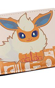Pokemon-Portfele-Inne-PU Leather (skóra kompozytowa)