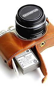 SLR BagForOlympus Brown