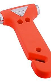 ZIQIAO Car Safety Hammer Life Saving Escape Emergency Hammer Seat Belt Cutter Window Glass Breaker Car Rescue Tool