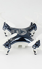 FQ777 FQ777-951W zangão 6 eixo 4ch 2.4G RC QuadrotorModo Espelho Inteligente / Vôo Invertido 360° / Upside-Down vôo / Controlar a Câmara