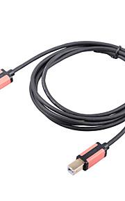 USB 2.0 Print Line Is 1.8 Meters