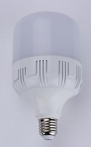 40W E26/E27 LED 글로브 전구 T 56 SMD 2835 3500lm lm 차가운 화이트 방수 AC 220-240 V 1개