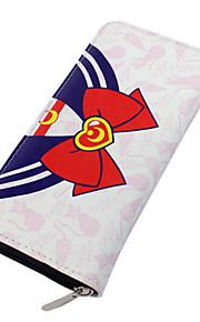 Sailor Moon-Portfele-Sailor Moon-PU Leather (skóra kompozytowa)