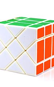 Cubos Mágicos Cube IQ Yongjun Alienígeno Velocidade Cube velocidade lisa Magic Cube quebra-cabeça Branco ABS