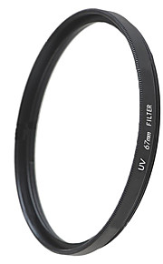 emoblitz 67 milímetros uv ultra-violeta lente filtro protetor preto