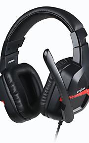 Somic Danyin DT2206G 해드폰 (헤드밴드)For미디어 플레이어/태블릿 / 모바일폰 / 컴퓨터With마이크 포함 / DJ / 볼륨 조절 / 게임 / Hi-Fi