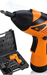 45 Sets Of Small Household Electric Drill Deformation Models Dual 4.8V Electric Screwdriver Drill