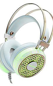 ECHOTECH YM-G800 Cascos(cinta)ForReproductor Media/Tablet / Teléfono Móvil / ComputadorWithCon Micrófono / DJ / De Videojuegos / Hi-Fi /