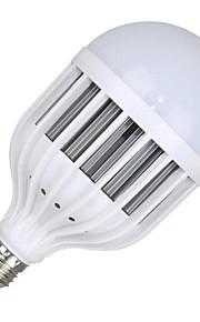 15W E26/E27 LED-globepærer G50 30 SMD 5730 1300 lm Varm hvit / Kjølig hvit Dekorativ AC 220-240 V 1 stk.
