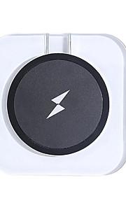 1 USB-poort Fast Charge EUstralische stekker / Britse stekker / Amerikaanse stekker / Australische stekker Oplaaddock met kabelvoor