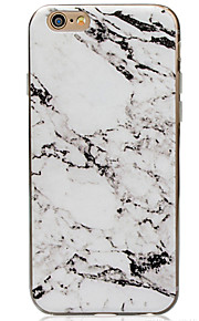 tilbage Other Other TPU Blød Marble Design+New Good Design Tilfælde dække for Apple iPhone 6s Plus/6 Plus / iPhone 6s/6 / iPhone SE/5s/5