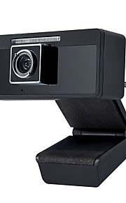 USB 2.0 HD-Webcam 1280x720 CMOS- 30fps mit mic