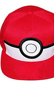Pocket Monster-Ash Ketchum-כובע-פוליאסטר/כותנה