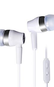 Producto neutro DT-209 Auriculares (Intrauriculares)ForTeléfono MóvilWithControl de volumen