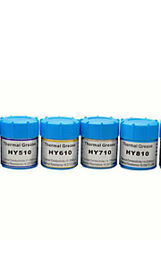 cmpick Huaneng Intek hy880-CN10 grijze nano koelpasta hoogwaardige thermische vet 5.15w
