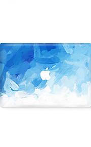 1 pièce Anti-Rayures En Plastique Transparent Décalcomanie Image de Cartoon / Extra Fin / Mat Pour MacBook 13''