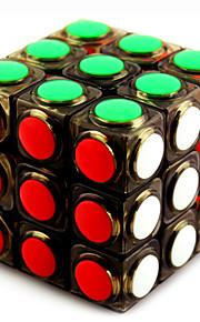 apaziguadores do stress / Cubos Mágicos / Puzzle brinquedo Cube IQ Yongjun Três Camadas Velocidade Cube velocidade lisaMagic Cube
