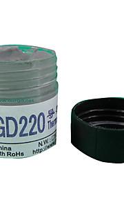 cmpick gd220 grijs gewicht 20 gram barreled koelpasta