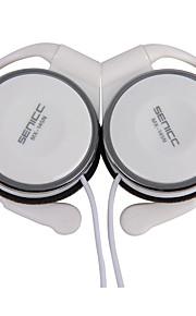 SENICC MX-145N Cuffie(gancio per l'orecchio)ForLettore multimediale/Tablet / Cellulare / ComputerWithDotato di microfono / DJ / Da gioco