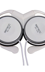 SENICC MX-145N 헤드폰 (이어-후크)For미디어 플레이어/태블릿 / 모바일폰 / 컴퓨터With마이크 포함 / DJ / 게임 / 소음제거