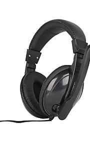 Sennic ST-2628 해드폰 (헤드밴드)For미디어 플레이어/태블릿 / 모바일폰 / 컴퓨터With마이크 포함 / DJ / 볼륨 조절 / 게임 / 소음제거
