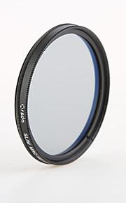 orsda® mc-cpl 52mm / 55mm super slim vandtæt coated (16 lag) fmc cpl filter