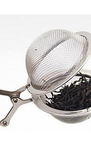 Storbritannia skilt te ball sil filter te slipping gjennom nettet filter food grade 304 rustfritt stål
