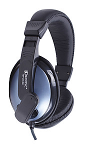 DANYIN Danyin DT-2102 해드폰 (헤드밴드)For미디어 플레이어/태블릿 / 모바일폰 / 컴퓨터With마이크 포함 / DJ / 볼륨 조절 / 소음제거 / Hi-Fi