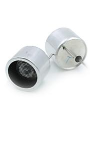 Landa Tianrui TM-Ultrasonic Wave Transmitter + Receiver Head Set – Silver