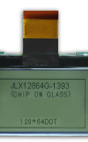12864G-13903128*64 Dot Matrix LCD Module COG 2.4 Inch LCD Screen Display Module.
