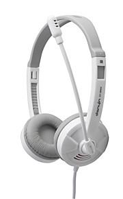 DANYIN DT-385S Cascos(cinta)ForReproductor Media/Tablet / Teléfono Móvil / ComputadorWithCon Micrófono / DJ / Control de volumen /
