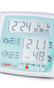 Household Electronic Precision Hygrometer Indoor and Outdoor Available