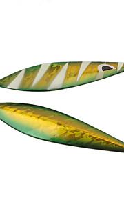 1Pieces 120G Metal Lead Fishing Bait Random Colors