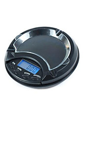 Cigarette Ash Style Electronic Scale (Weighing Range: 100G/0.01G)