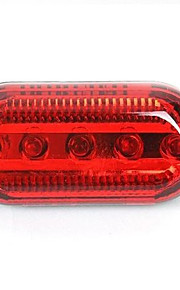 Bike Light,Bike Lights-1 Mode 10 Lumens Easy to Carry Otherx0 Others Cycling/Bike Red / White Bike