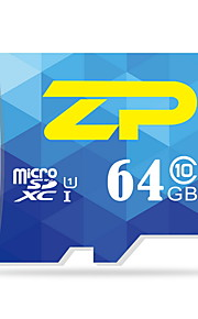 ZP 64GB UHS-I U1 / klasse 10 microSD / microSDHC / microSDXC / tfmax læse speed80 (mb / s)