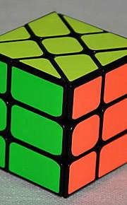 Legetøj / Magiske terninger Alien / Magic Toy Glat Speed Cube Magic Cube puslespil Regnbue Plastik