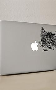 Cathead Decorative Skin Sticker for MacBook Air/Pro/Pro with Retina