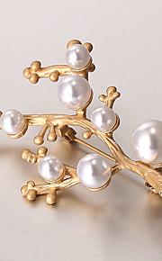 europæiske og amerikanske mode zircon perle broche serie 015