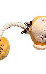 i giocattoli della corda po peluche PetStyle cartoni animati orsacchiotto cane di intrattenimento