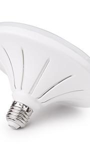 50W E26/E27 Lâmpada Redonda LED R80 120 SMD 5730 4500LM lm Branco Quente / Branco Frio Decorativa / Impermeável AC 220-240 V 1 pç